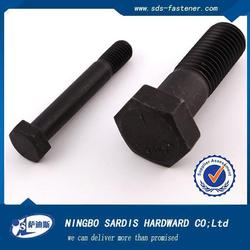 China manufacturer&exporter&supplier Photovoltaic - PV 18.2.6 heavy hex structural bolt