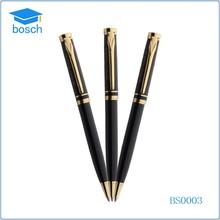 Cross Century Matte Black & Gold Ballpoint Pen - New