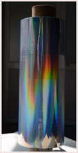 Any Color Is Accepted Colored Chinese Holographic Transparent Foil