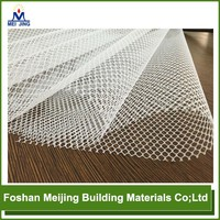 hot sale technical polyester fabric small hole back mesh