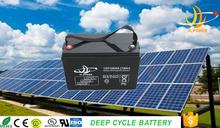 JieLin Power NP100-12 UL certificate best price Solar/UPS using strong power long life 12v100ah deep cycle battery