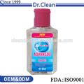a granel alcohol antibacterial gel desinfectante para manos