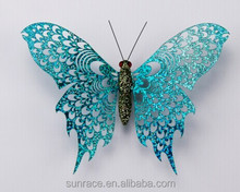 Chinese paper cutting butterfly craft