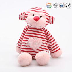 Fashion baby toys knitting fabric patterns toy