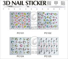 children nail sticker PC nail art cute and lovely Hello kity for kids