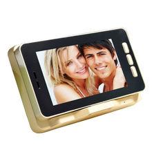 GSM Peephole Door Viewer Digital Door Viewer Door Eye Viewer YB-50HD-M