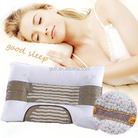 Adults healthcare neck Head support cervical spondylosis massage pillow