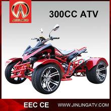 CVT automatic 300cc Road Legal Quad Bikes for sale