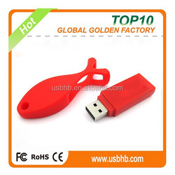 Noble colorful plastic usb flash drive no case