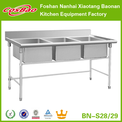 (BN-S28, BN-S29) New design fashion low price stainless steel kitchen sink, kitchen sink stainless steel