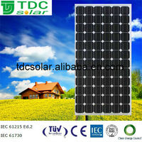 best price per watt solar panels manufacturer 185w mono