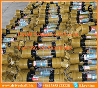 universal joint drive shafts /Agricultural machine tractor transmission drive shaft with CE certificate