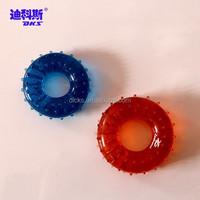 High Quality Cheap Massage Grip Ring ,Exercise PVC Circle Grip Ring