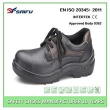 Fabbrica di porcellana di buona qualità prezzo scarpe di sicurezza di marca, anti- Smashing acciaio punta scarpe di sicurezza, scarpe di sicurezza sf 1201 bosco