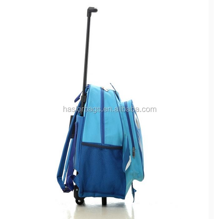 2015 meilleur chariot sac à dos détachable avec chariot