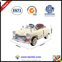 Luxurious and Antique Children Electronic Toy Car