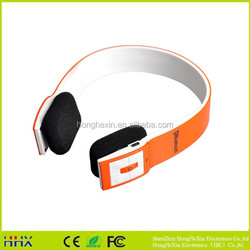 super bass stereo suond bluetooth headphone without wire for smart phone / pc / pda