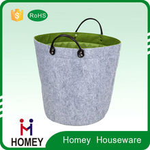 Top10 Best Selling Excellent Quality Best Cost Performance Customised Felt Laundry Bag With Handle