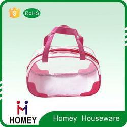 Promotional customize cosmetic bag Cheap basics bag for make up