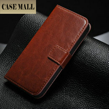 2015 Flip Leather Case for iPhone5s, for iPhone 5 Cellphone Smart Case, for iPhone 5 Wallet Case