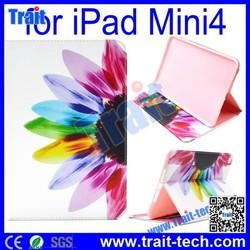 New Arrival Case for iPad Mini 4, for iPad Mini 4 Stand Case , for iPad Mini 4 Leather Case