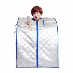 portable home using autism detox one person FIR dry sauna,infrared sauna cabin,dry sauna room