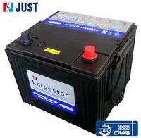 High quality MF 6TN 12V lead acid car battery for wholesale