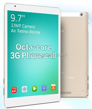 Teclast P98 3G Octa Core MTK8392 Tablet PC Retina 9.7inch 2048x1536 two Camera 13.0MP Android 4.4 GPS WCDMA Phone Call 2GB/16GB