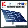 solar system with 250W Monocrystalline price per watt solar panels For Home Use solar system