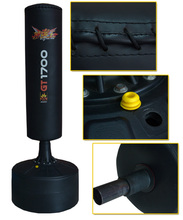 Chinese custom best punching bag, boxing heavy bag stand