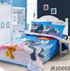 bedspread dog/ printed pillow/ kids cartoon bed sheet