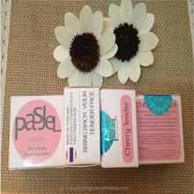 Anti Acne Pimple Cream Pasjel Pink Cherry Tender Night Facial Cream