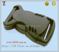 Factory supply spot plastic side release buckle for backpack