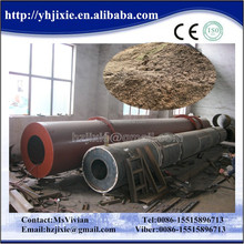 Professional Drying sand, Slag, coal, wood, bagasse, sawdust Rotary Dryer