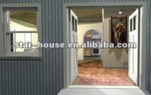 Prefab modular container home for warehouse(ready-built)