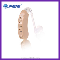 make in China earhook earphone hearing aid for listening deaf S-9C
