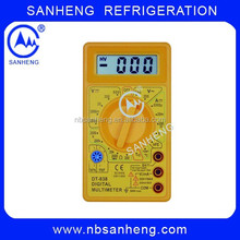 DT838 Hot Sale Digital Multimeter Pocket Analog Multimeter