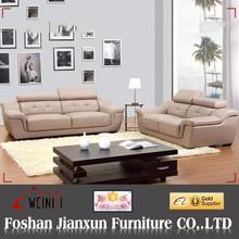 J1232 imported genuine leather sofa