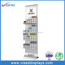 Stand for skin care makeup acrylic display