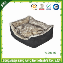 Luxury dog beds & Wolf Fur dog bed & bed for pets and dogs