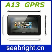 android pad A13 android 4.0 512mb/4gb dual camera bluetooth