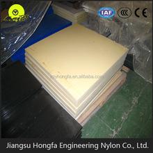 Plastic products MC nylon sheet, nylon plate, cheap china plates china supplier