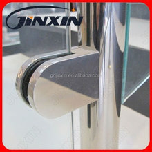 Stainless Steel glass railing clamp/handrail glass clamps