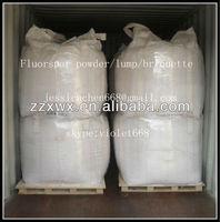 97% 98% Acid Grade Dry Powder fluorspar mongolia