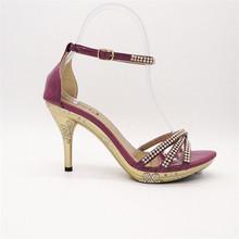Environment Friendly platform high heel size 12