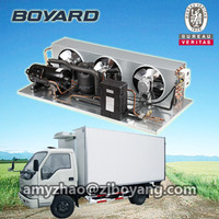 r404a freezer truck condensing unit air cooled condensing unit for van truck refrigeration transportation