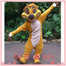 HI Happiness hight quality adult timon & pumba mascottes costumes for sale