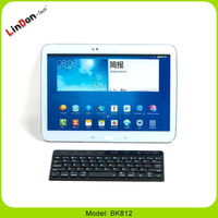 2015 Latest computer bluetooth keyboard for ipad 2 3 4 for ipad mini BK812