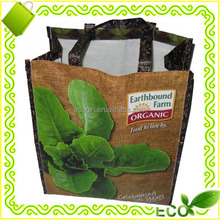 recycled RPET reusable eco shopping bag and recycle bag