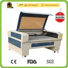 QL1210 timber cutting arts and crafts laser cutting machine